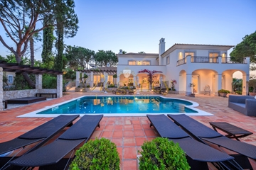 Luxury Villa Rentals in Vale Do Lobo | 4 Bedrooms