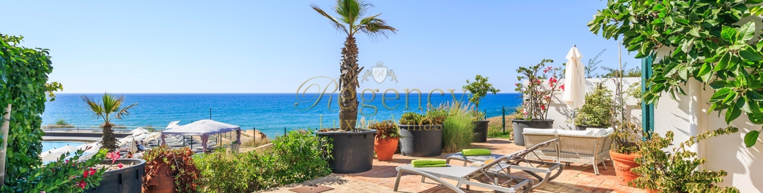 Villa To Rent With Pool And Sea View In Vale Do Lobo