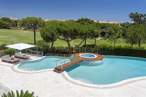 Quinta Do Lago 5 Bed Holiday Villa To Rent With Jacuzzi Portugal Regency Luxury Villas 18