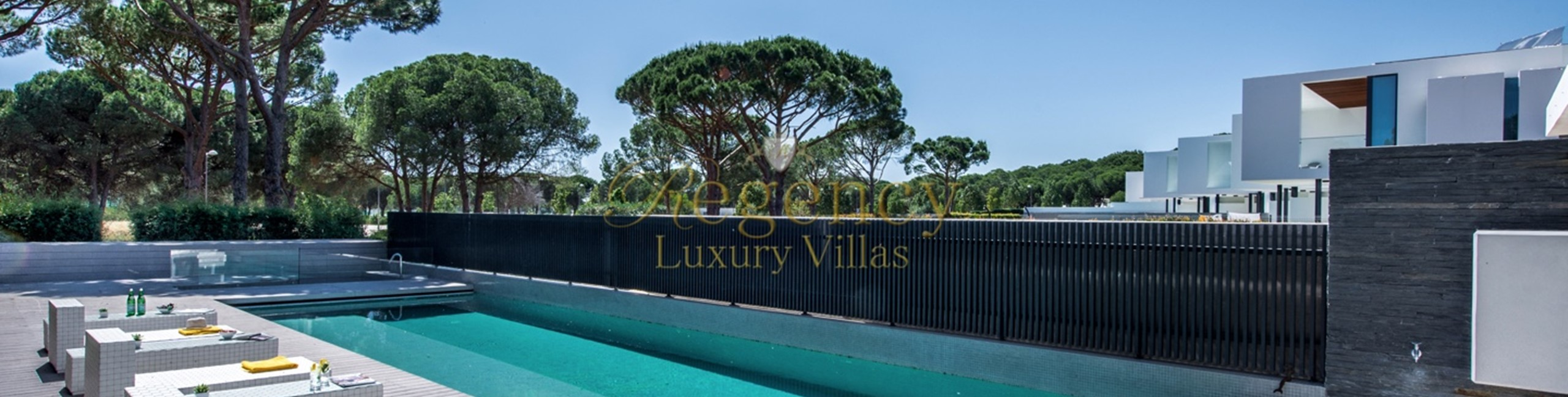 Vilamoura Modern Villa To Rent With Swimming Pool RLV