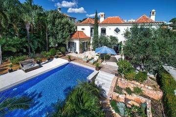 4+1 Bedroom Luxury Villa To Rent Near Quinta do Lago