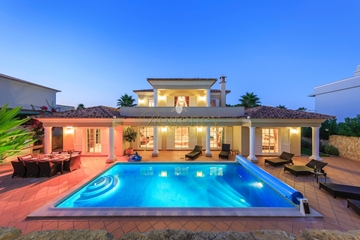 Luxury Villa to Rent near Vale do Lobo   4 Bedrooms