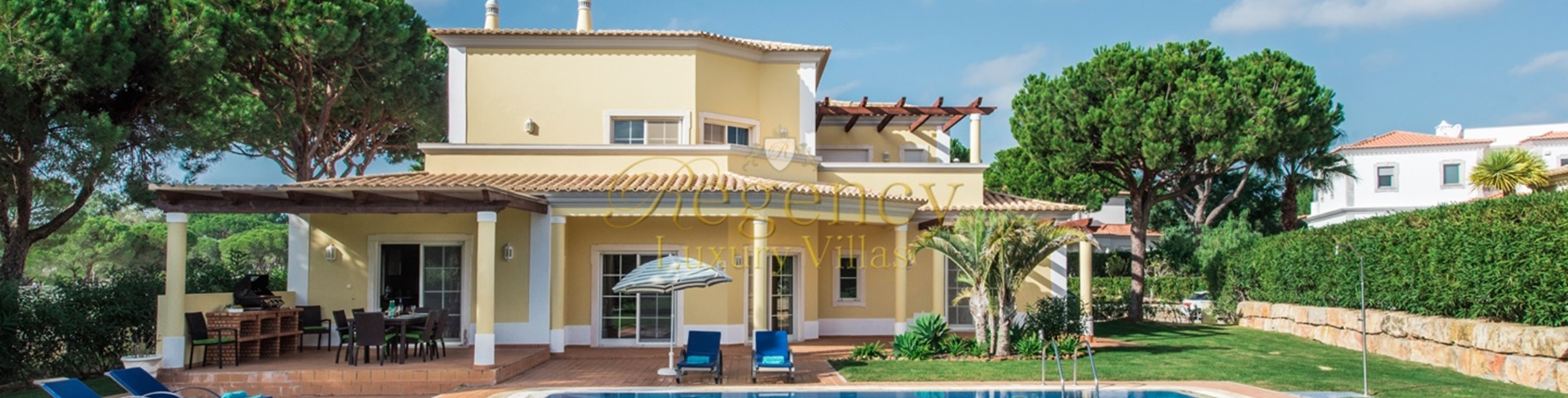 Holiday Villa To Rent Vilamoura Algarve Portugal