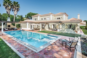 Luxury Villa to Rent in Quinta do Lago | 4 Bedrooms