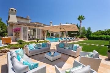 Luxury Villa to Rent in Vale do Lobo | 5 Bedrooms