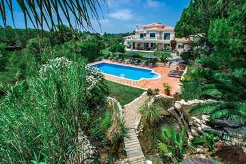 Luxury Villa to Rent in Quinta do Lago with Sea Views   5 Bedrooms