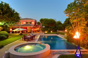 Luxury Villa to Rent in Quinta do Lago | 5 Bedrooms